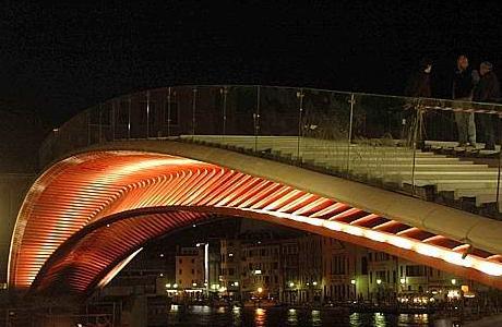 calatrava bridge venice photos - photo#35