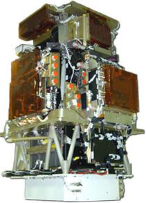 The Pamela satellite