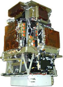 The Pamela satellite